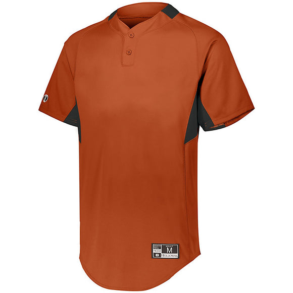 BBJ- 16 Holloway Game7 Two-Button Baseball Jersey
