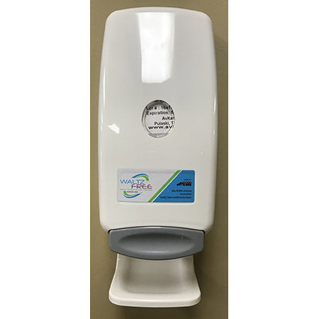 Waltz Free Manual Dispenser with Drip Tray