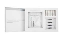 Dermatude FX-50 Hydrating Facial Treatment Set (4 treatments)