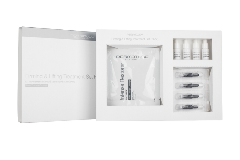 Dermatude FX-50 Firming & Lifting Facial Treatment Set (4 Treatments)