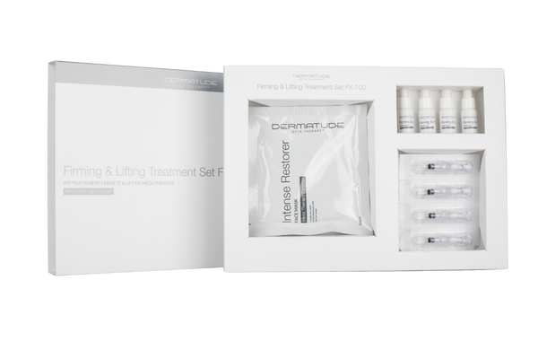 Dermatude FX-100 Firming & Lifting Facial Treatment Set (4 treatments)