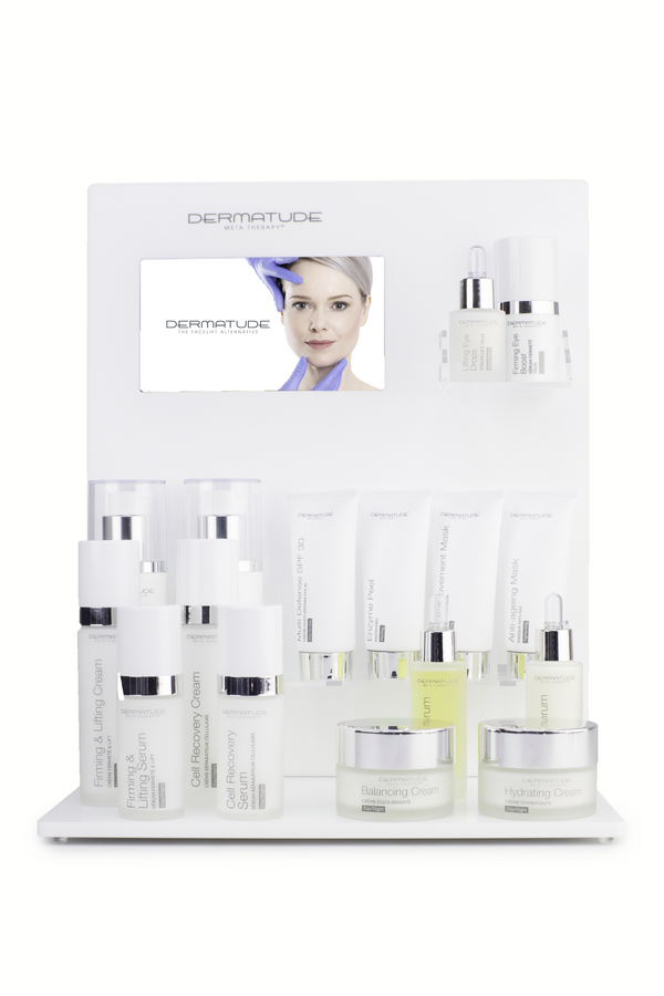 Dermatude Dummy Set Retail Products