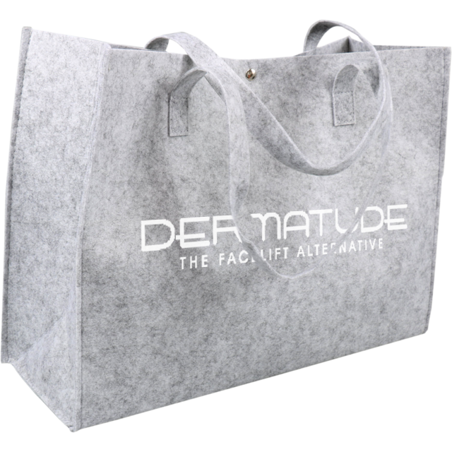 Dermatude Shopper Grey
