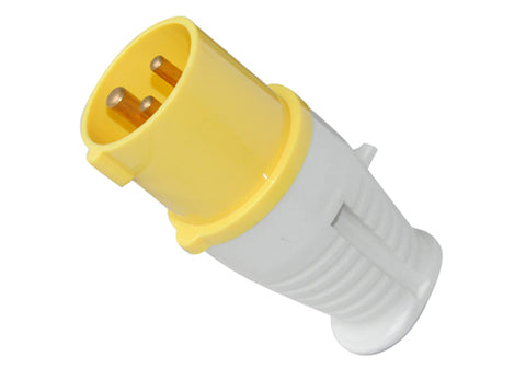 16A 110V Plug IP44 3 Pin - Product Code PL16110