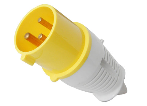 32A 110V Plug IP44 3 Pin - Product Code PL32110