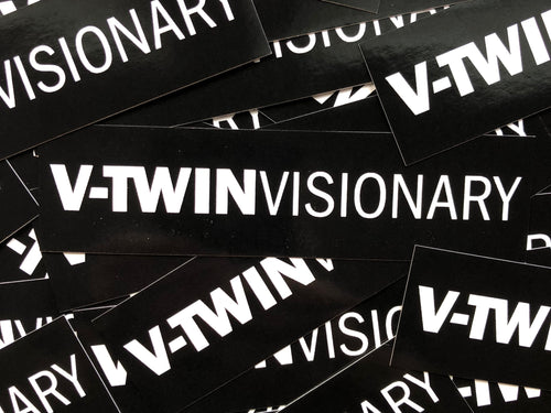 VTV logo sticker