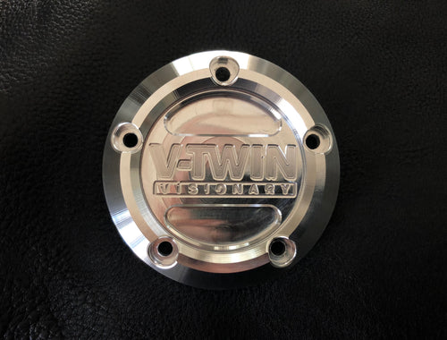 VTV Twin Cam Points Cover