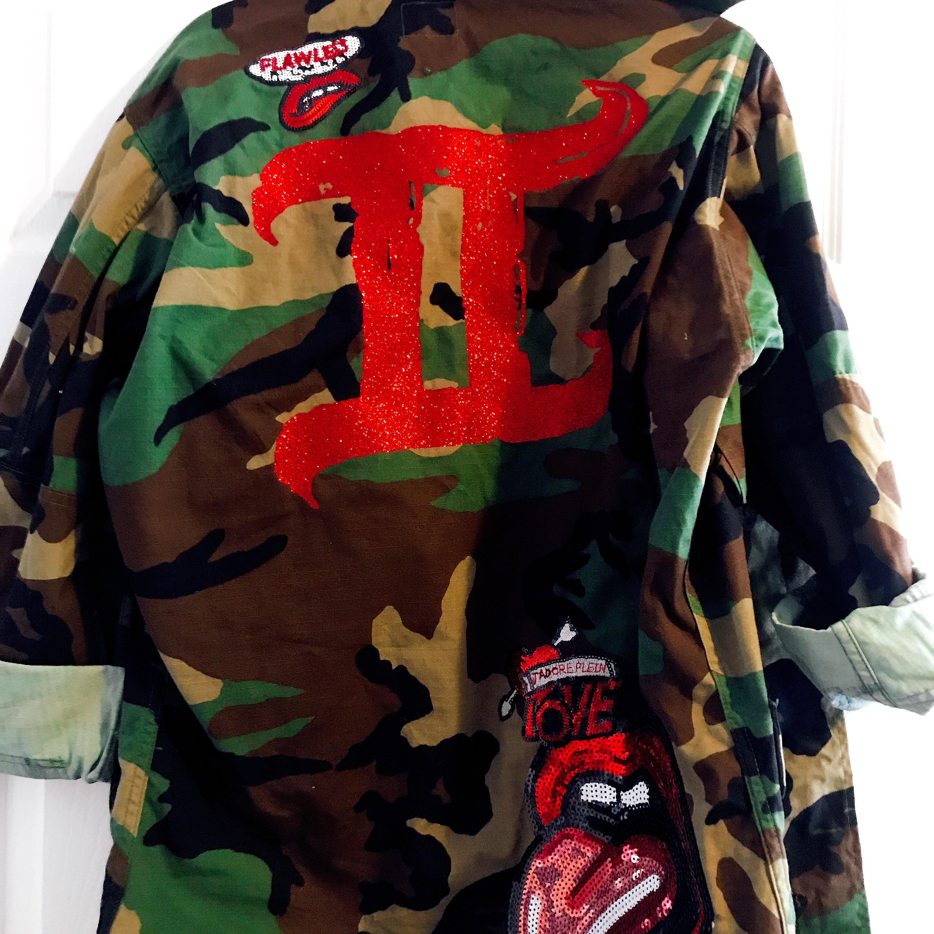 Create Your Own Camo Jacket