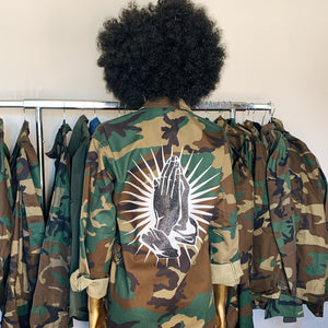 Covered - Jacket of Inspiration
