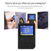 Load image into Gallery viewer, PORTABLE RETRO FC GAMING CONSOLE