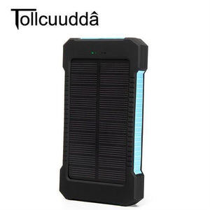 Shenzhen Zerospace Technology Ltd. TOLLCUUDDA™ PORTABLE SOLAR POWER BANK