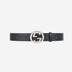 Gucci Silver Belt