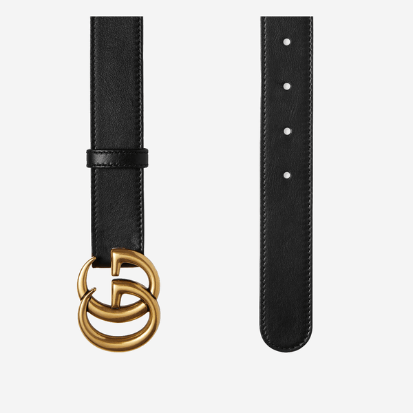 Gucci Gold Belt