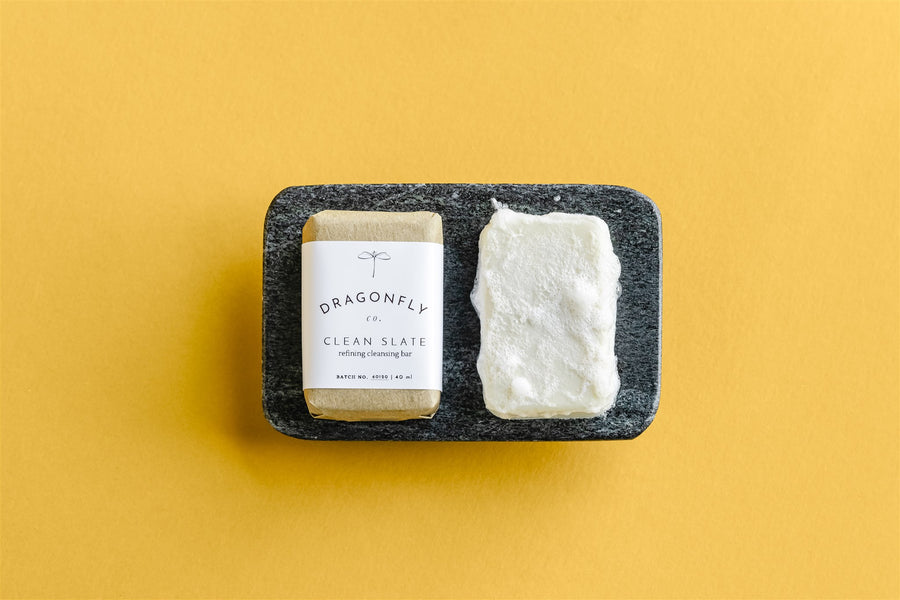 clean slate refining cleansing bar