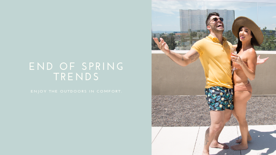 End of Spring Fashion Trends