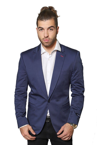 Man Wearing a Business Formal Suit