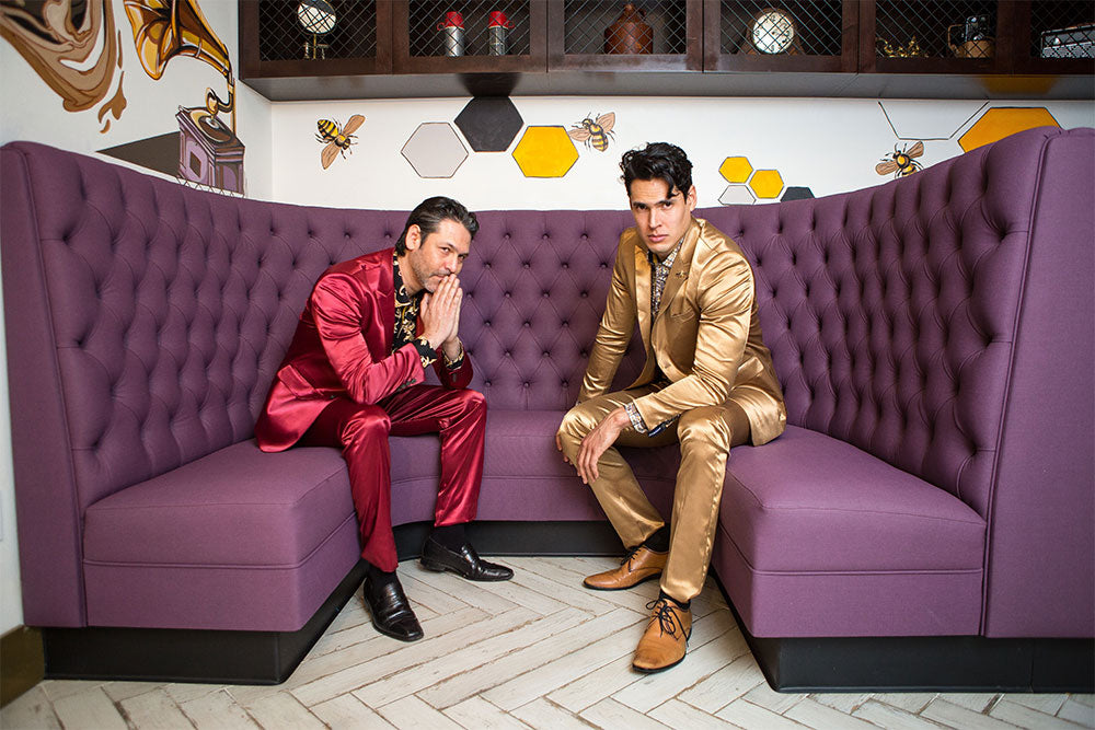 Barabas men Off the hook outfits for a weekend´s night out in 2020
