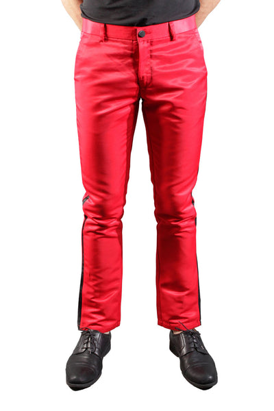 BARABAS Men Pants Firey '1900 Red