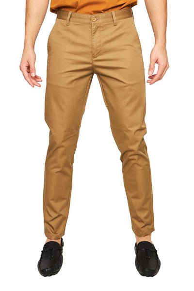 BARABAS Men Pants Live - Coffee B2072 Coffee