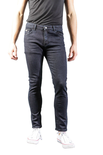 BARABAS Men Jeans Not Your dad Jeans B033 Black