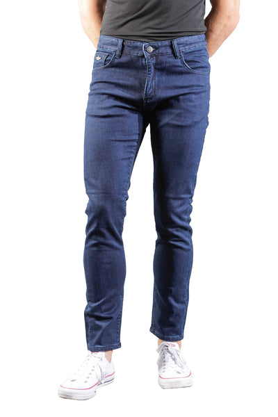 BARABAS Men Jeans Pick Pocket B034 Blue