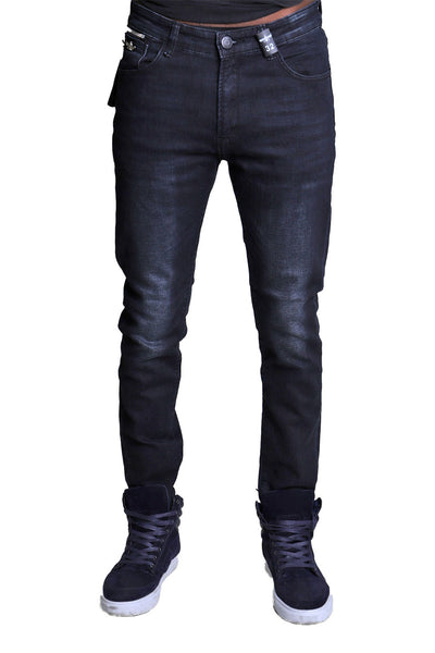BARABAS Men Jeans Chill B043 Blue