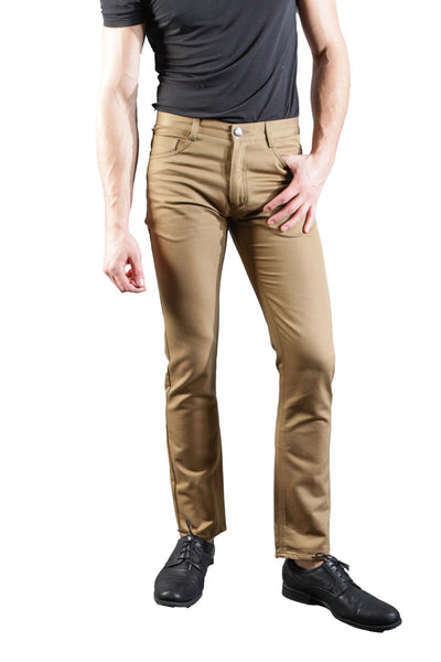 BARABAS Men Pants Just About B2061 Wine