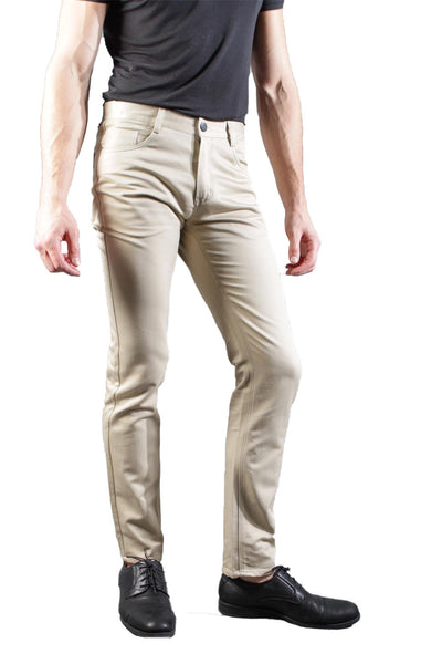 BARABAS Men Pants Just About B2061 Sand