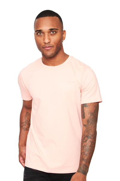 BARABAS Men Shirt High Fashion- Pink ST933 Pink
