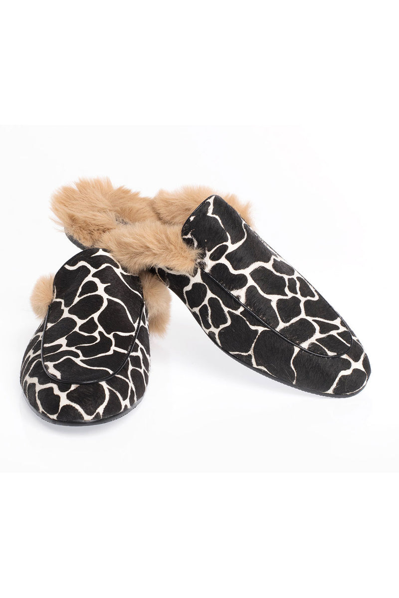 Leopard- Slipper