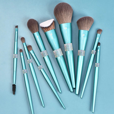 XNO COSMETICS CRYSTAL BRUSHES