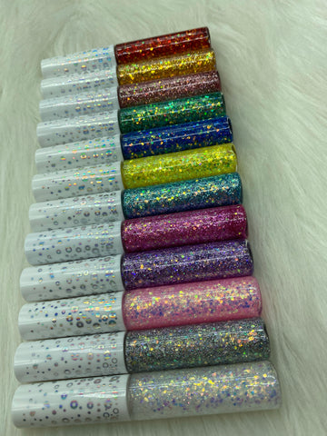 Chunky Glitter liners