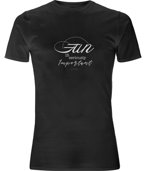 EP05 Classic Stretch Men's T-Shirt *Fun is seriously important