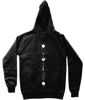 EP60P Unisex Pullover Hoodie *OM TATTOO