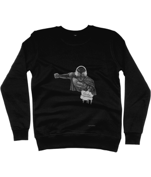 N62 Classic Sweatshirt *SUPERMAN TECHNO