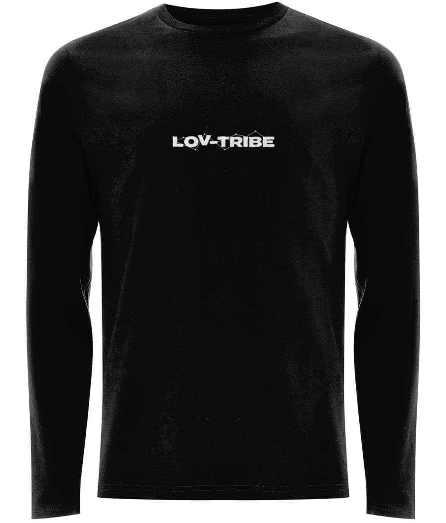 EP01L Men's Long Sleeve T-Shirt LOV-TRIBE T-SHIRT