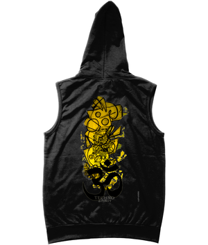 AWDis Sleeveless Zoodie TECHNO SPIRIT