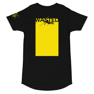 "Long Body Urban Tee ""DK WASTED"""