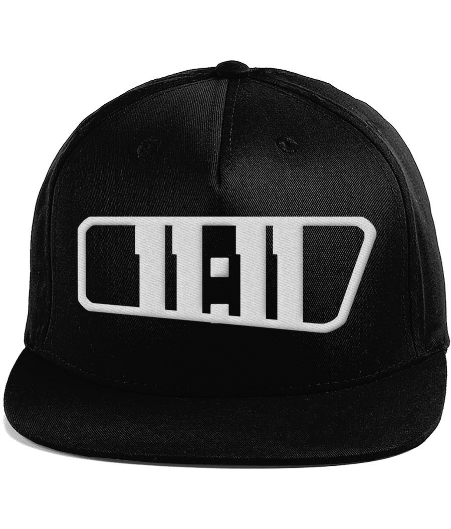 Cotton Snapback Cap *11:11