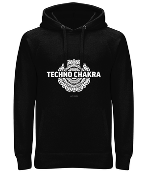 EP60P Unisex Pullover Hoodie techno chakra hoodie