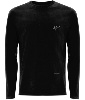 EP01L Men's Long Sleeve T-Shirt TECHNO IS DOPE