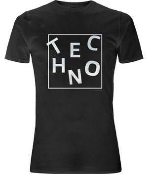 EP05 Classic Stretch Men's T-Shirt *TECHNO DANCE