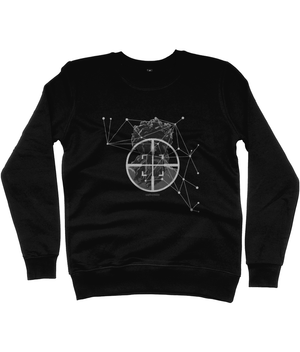 N62 Classic Sweatshirt *GOD & GODDESS TECHNO