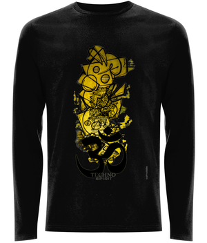 EP01L Men's Long Sleeve T-Shirt TECHNO SPIRIT