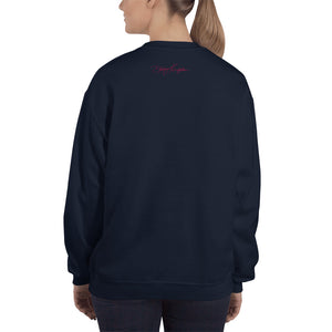 "Heavy Blend Crewneck Sweatshirt ""DK Hidden Truth"""