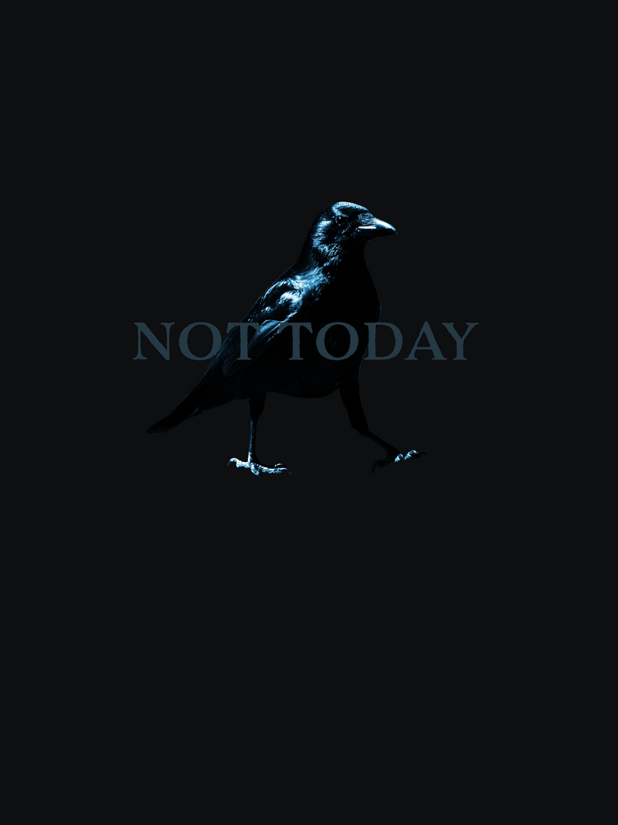 EP05 Classic Stretch Men's T-Shirt NOT TODAY