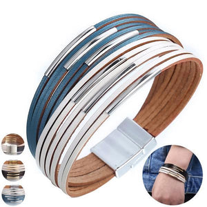 Fashion Leather Wrap Couples/Women