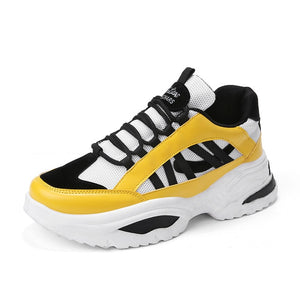 Stylish Designer Breathable Unisex Sneakers