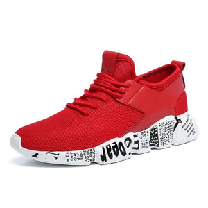 Vibrant Unisex breathable sneakers