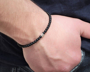 Lucky Charm stone beads Handmade Bracelets For Men